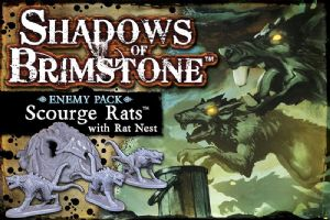 Shadows of Brimstone : Scourge Rats
